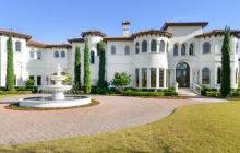 $3.995 Million Mediterranean Lakefront Home In Windermere, FL