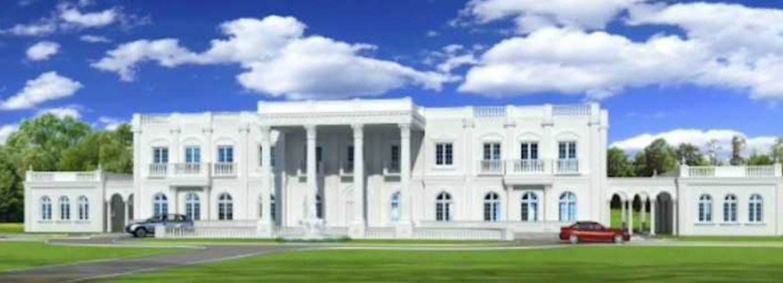 15 9 Million Proposed Palladian Style Mega Mansion In