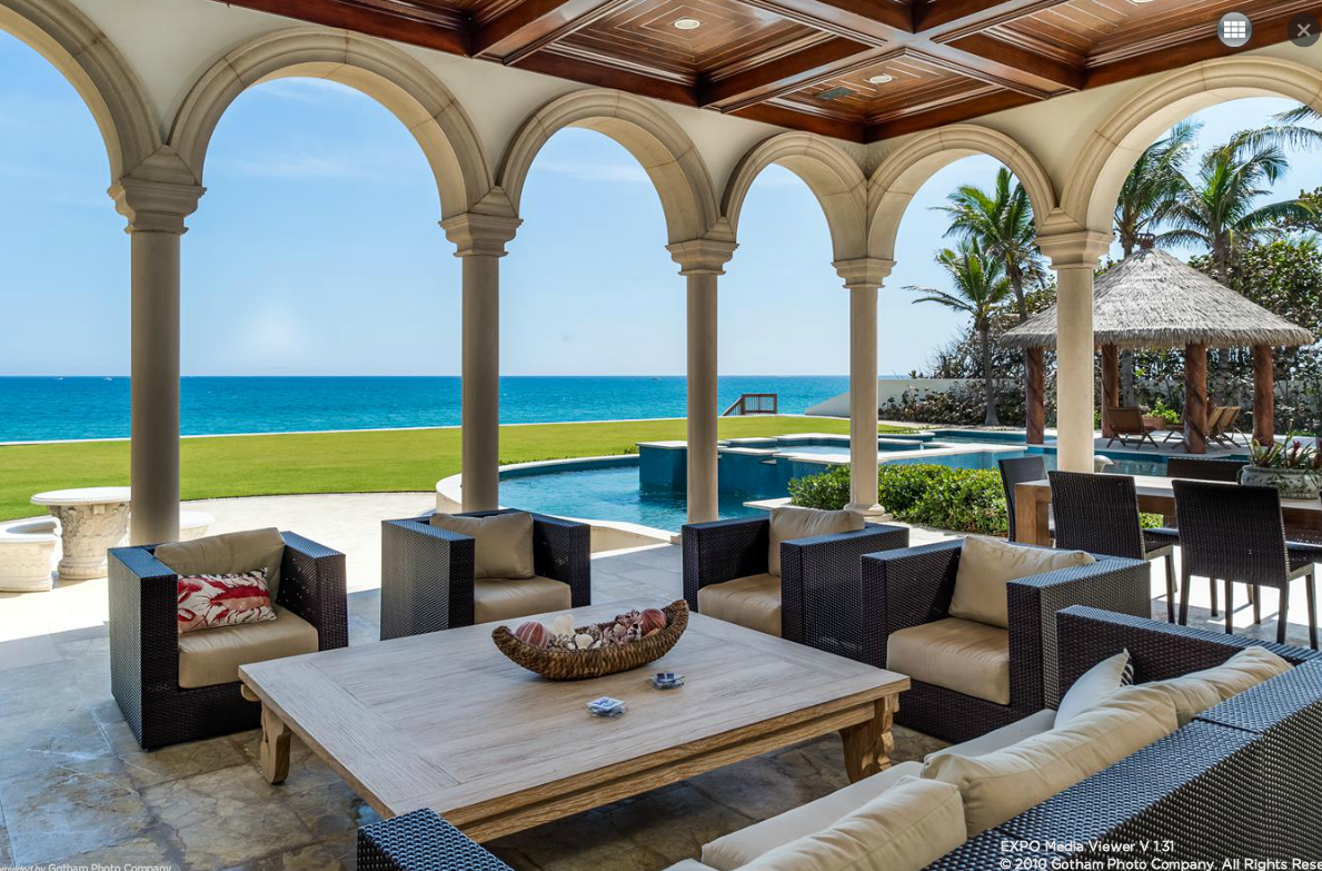 Nirvana A 25 Million Oceanfront Mansion In Manalapan