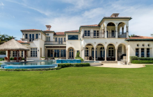 Nirvana - A $25 Million Oceanfront Mansion In Manalapan, FL