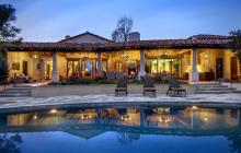 $10.995 Million Mediterranean Estate In Rancho Santa Fe, CA