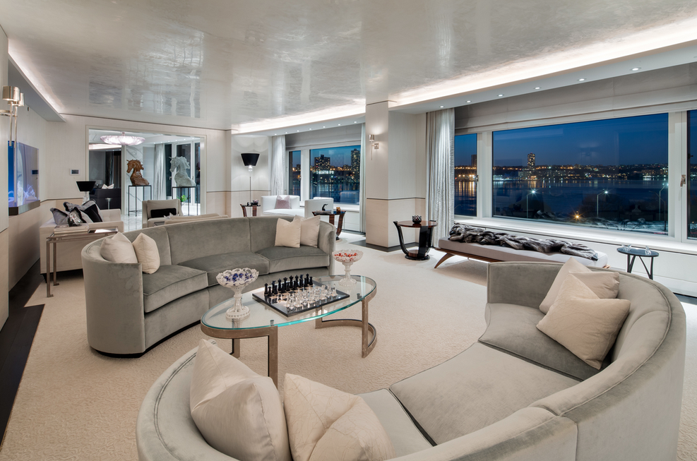 $48.5 Million Triplex Condo In Trump Place Owned By Saudi Prince