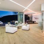 Living Room & Wine Cellar