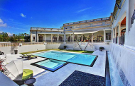$9.8 Million 15,000 Square Foot Mansion In Pinecrest, FL