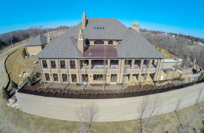 15 000 Square Foot Newly Built European Inspired Mansion