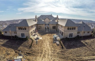 15,000 Square Foot Newly Built European Inspired Mansion In Chesterfield, MO