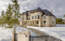 $14.5 Million Newly Built 23,000 Square Foot Mansion In Russia