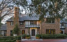 $12.75 Million Tudor Mansion In Dallas, TX