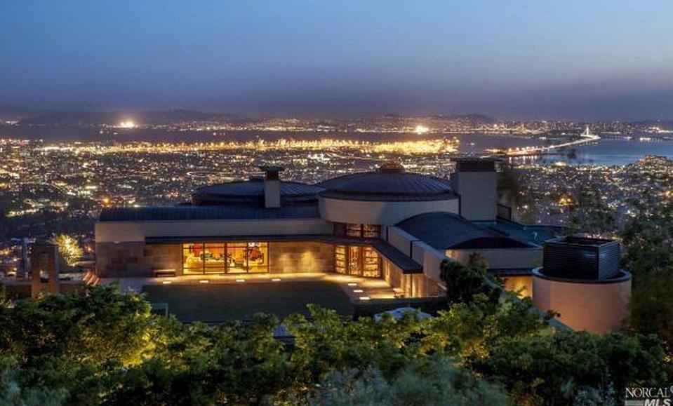 $21 Million 14,000 Square Foot Contemporary Mansion In Oakland, CA