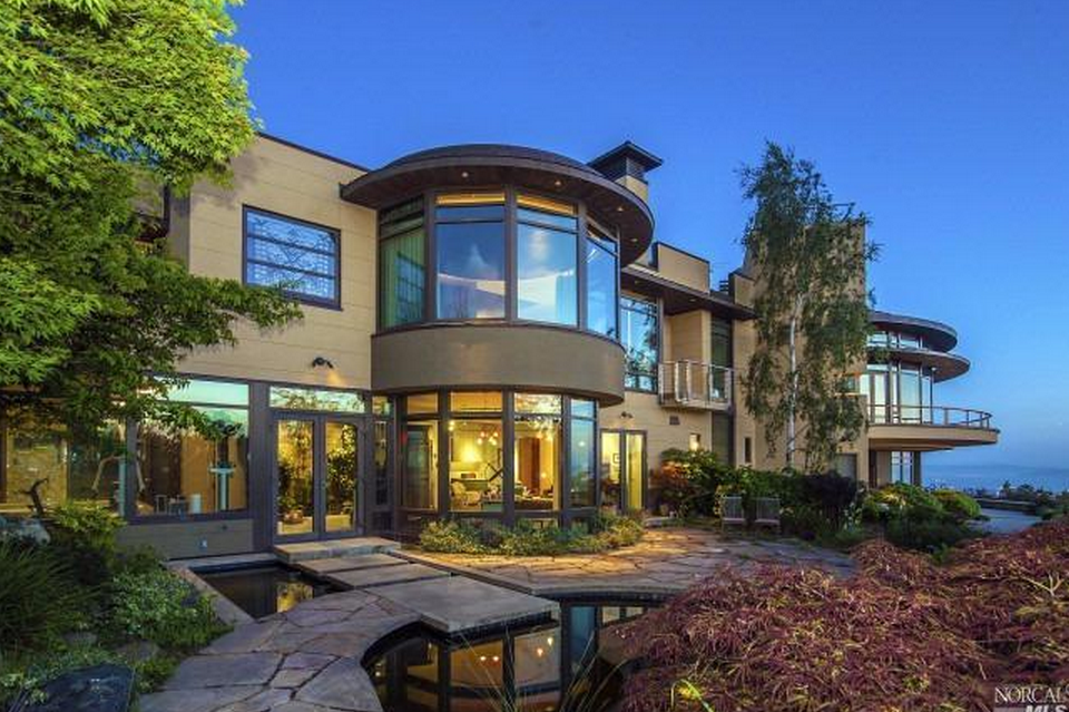 21 Million 14 000 Square Foot Contemporary Mansion In