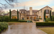 $15.995 Million 13,000 Square Foot Mediterranean Mansion In Highland Park, TX