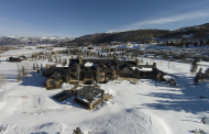 $36 Million 14,000 Square Foot Compound In Aspen, CO
