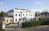 Regency House – A Newly Built Mansion In Surrey, England