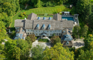 $12.495 Million 14,000 Square Foot Georgian Colonial Mansion In Greenwich, CT
