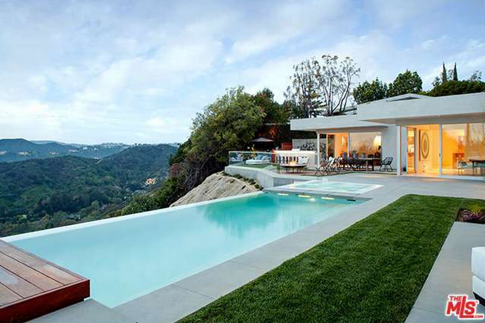 12 85 Million Newly Built Modern Home In Beverly Hills