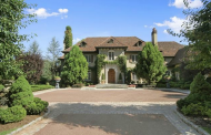 14,000 Square Foot French Country Mansion In Armonk, NY