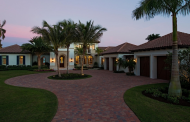 $10.95 Million Mediterranean Waterfront Home In Naples, FL