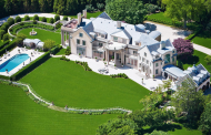 The Villa Maria Estate In Water Mill, NY Re-Listed For $85 Million