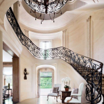 3-story Foyer w/ Staircase