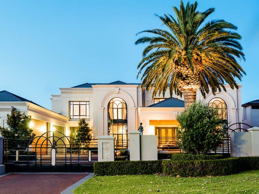 Nirvana - A Clifftop Home In Perth, Western Australia ...