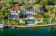 $22.5 Million Waterfront Mediterranean Mansion In Coral Gables, FL