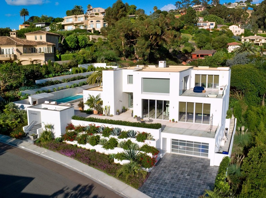 9,000 sq ft Celebrity Oceanfront Estate, La Jolla - Villas ...
