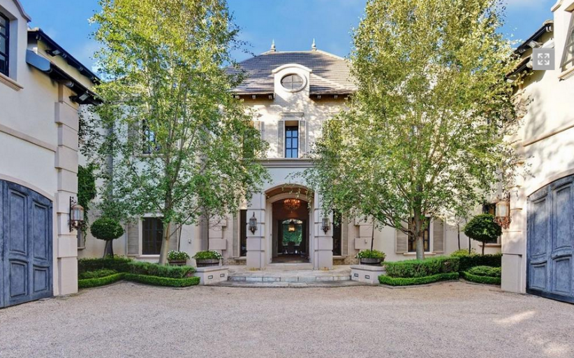 $3 Million Mansion In Sandton, South Africa