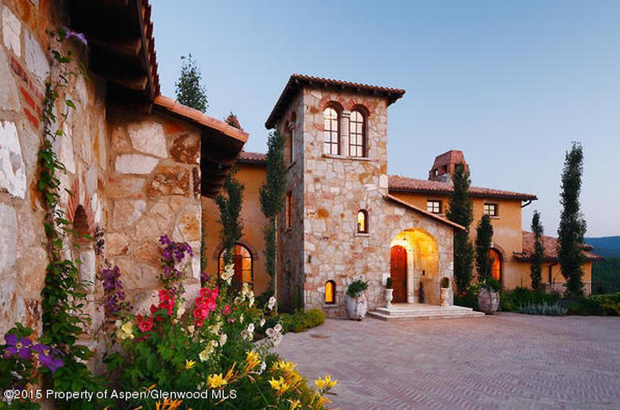 Il Podere – A Magnificent 230 Acre Tuscan Estate In Vail, CO