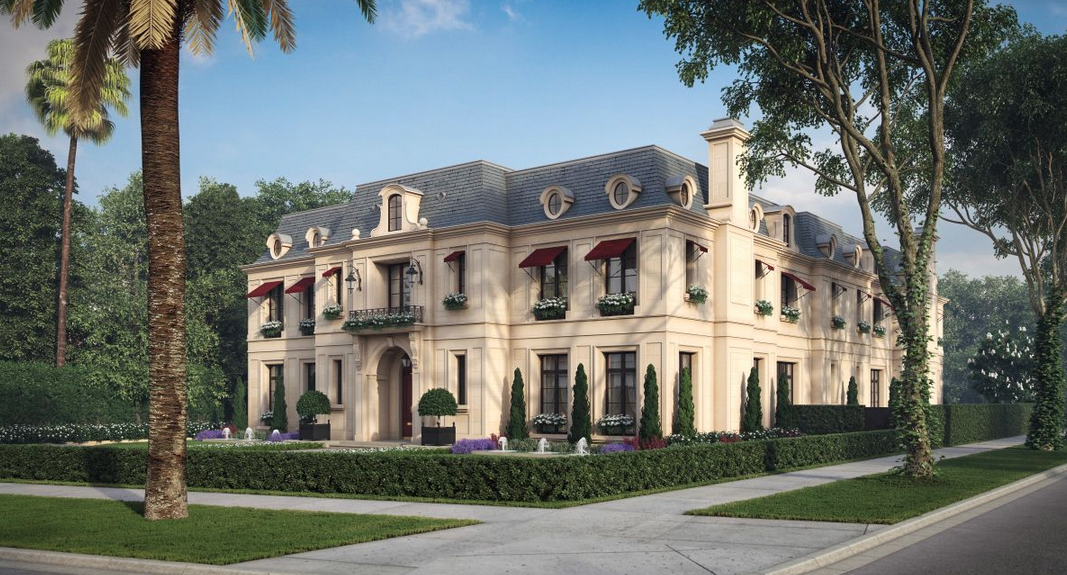 Landry Design Group Updates Website Again Homes Of The Rich