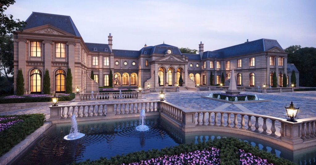Landry design group updates website again homes of the rich for Homes of the rich
