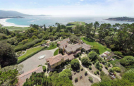 Casa Ladera – A $23 Million Mediterranean Estate In Pebble Beach, CA