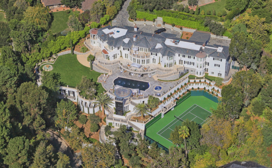 Bel Air's Liongate Estate Sells For Just Under $50 Million