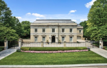 Fessenden House - A $22 Million 20,000 Square Foot Mansion In Washington, DC