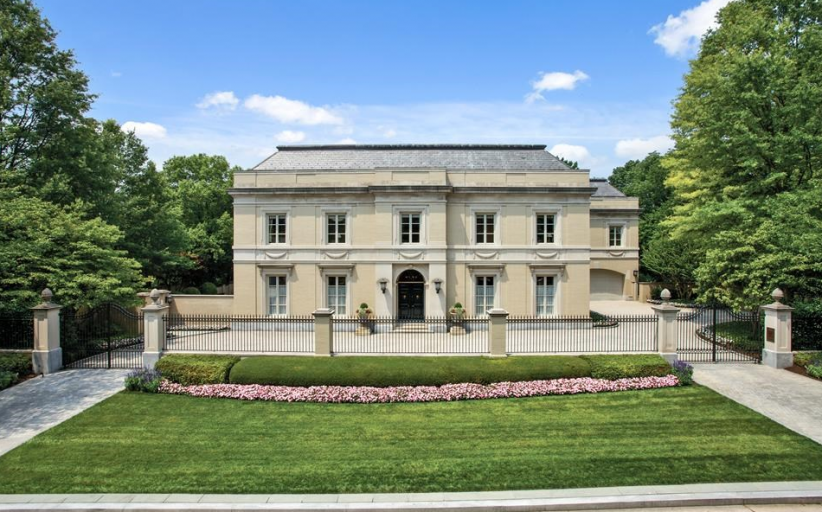 Fessenden House – A $22 Million 20,000 Square Foot Mansion In Washington, DC