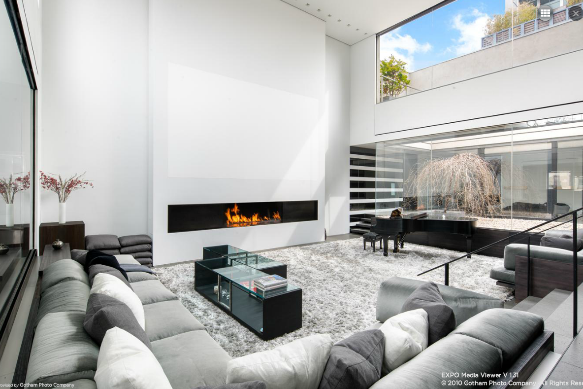 $19.75 Million Contemporary Duplex Penthouse In New York, NY