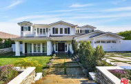 $13.899 Million Newly Built Cape Cod Style Mansion In Pacific Palisades, CA