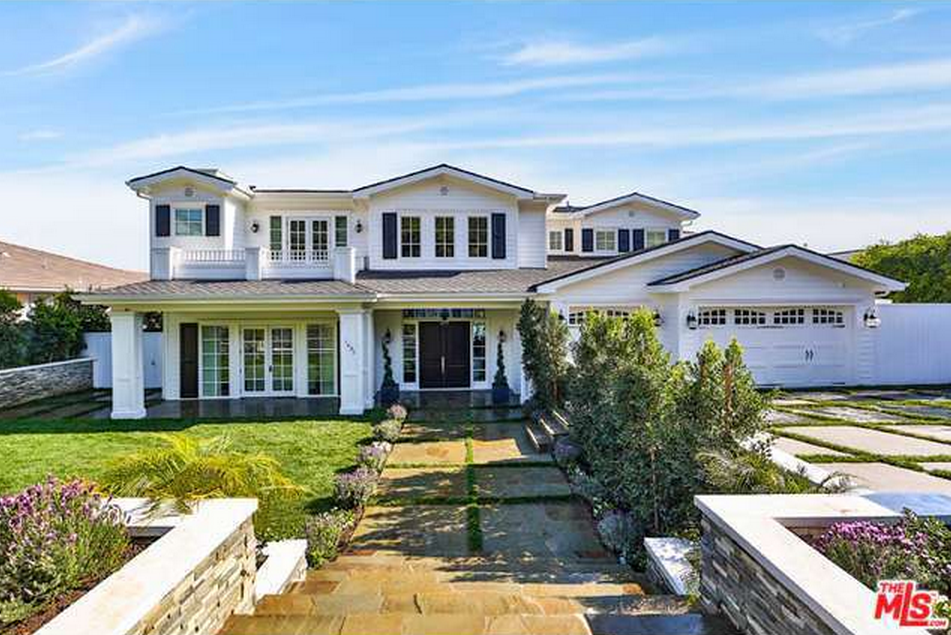 Million newly built cape cod style mansion in for Cod homes