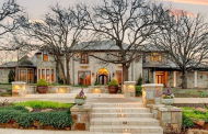 $3.875 Million Mansion In Westlake, TX