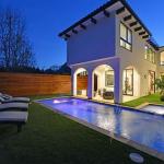 Rear Exterior & Pool