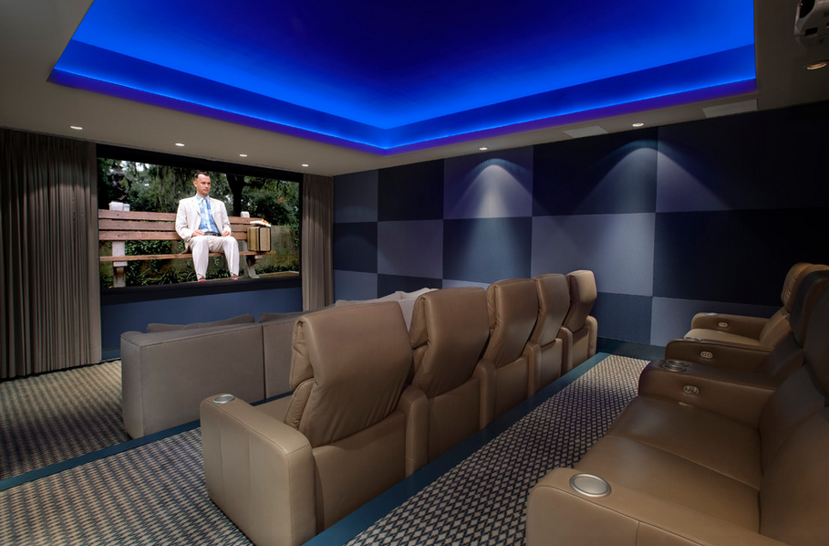 Home Theaters.