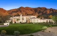 $4.195 Million Santa Barbara/Tuscan Inspired Mansion In Paradise Valley, AZ