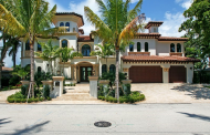 $4.875 Million Newly Built Waterfront Mediterranean Home In Fort Lauderdale, FL