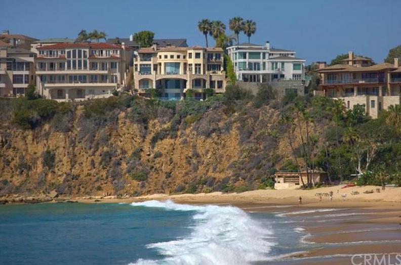 $20.995 Million Oceanfront Home In Laguna Beach, CA