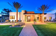 $3.1 Million Newly Built Contemporary Home In Paradise Valley, AZ