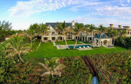 $31.9 Million 17,000 Square Foot Newly Built Oceanfront Mansion In Highland Beach, FL