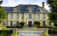$4.495 Million French Inspired Stone Mansion In Dallas, TX