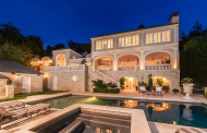 $14.5 Million French Chateau Style Mansion In Pacific Palisades, CA