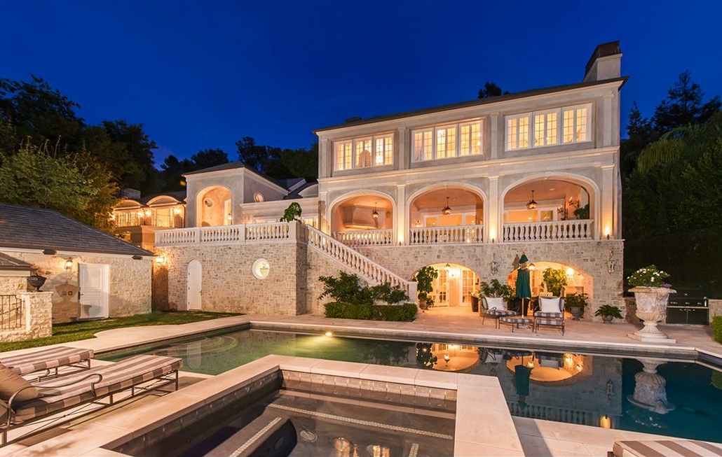 14 5 million french chateau style mansion in pacific for French chateau style