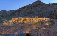$10.9 Million Spanish/Tuscan Inspired Mansion In Paradise Valley, AZ