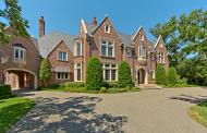 $8.9 Million English Tudor Mansion In Dallas, TX